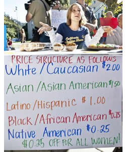 Does America Truly Value Diversity?  UC Berkley and a Controversial Bake Sale