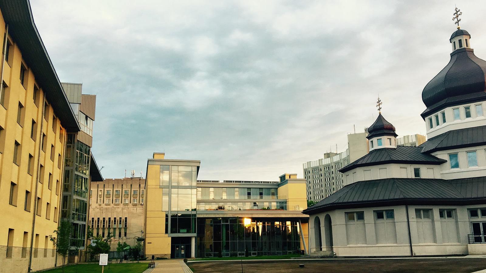 Ukrainian Catholic University Campus