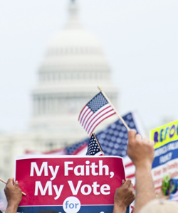 Religion and the Election