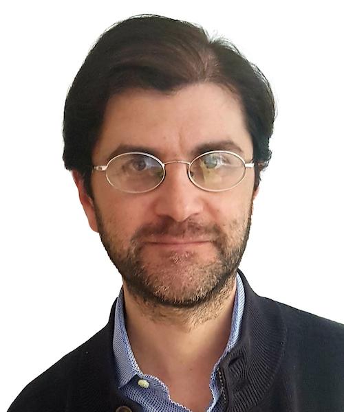 Vittorio Montemaggi headshot