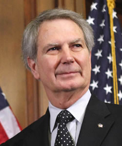 Guest Lecture: Rep. Walter Jones on Peacemaking Inspired by Faith
