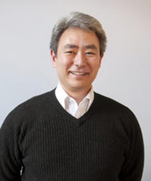 Walter Kim headshot