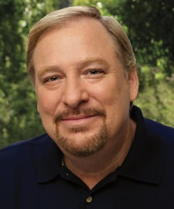 Rick Warren on Religious Freedom: A Conversation