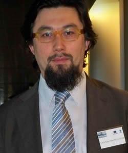 Yahya Sergio Yahe Pallavicini headshot