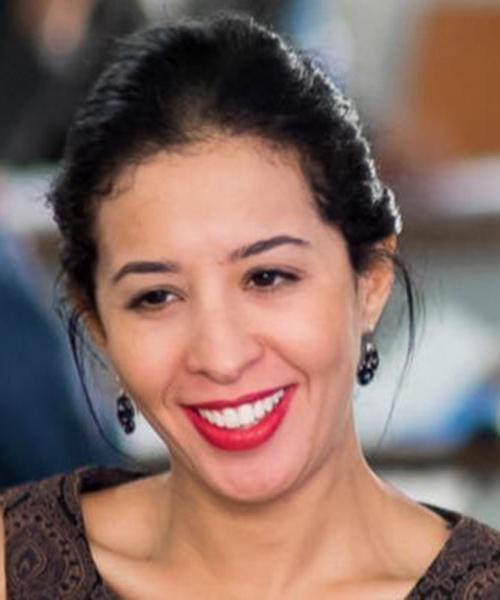 Yasmin Farouk headshot