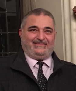 Yousif al-Khoei headshot