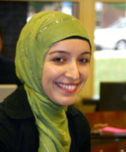 A Discussion with Zeyneb Sayilgan, Chaplain-in-Residence at Georgetown University