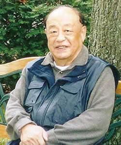 Zhao Fusan headshot