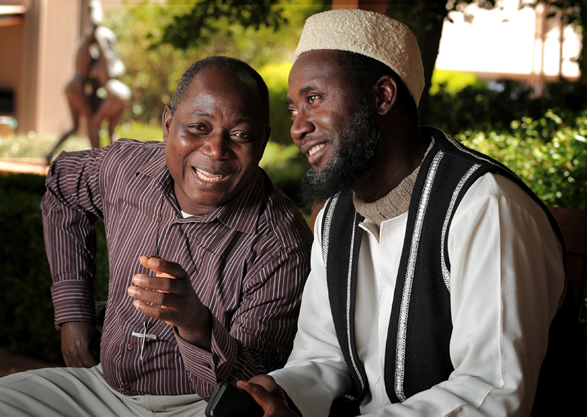 A Discussion with Pastor James Wuye and Imam Muhammad Ashafa