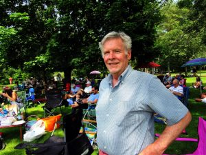 Dave Conlin Read at Tanglewood, June 19, 2016