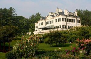 The Mount Edith Wharton Restoration, Lenox, MA