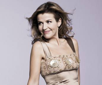Anne-Sophie Mutter is soloist and conductor on Tanglewood schedule July 13, 2012.