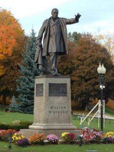 Adams-McKinley-Statue