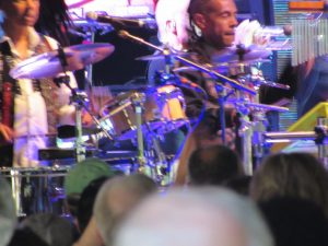 Lawn view Earth, Wind, & Fire concert at Tanglewood, June 18, 2016. Photo: Dave Read, BerkshireLinks.com.