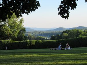 Stockbridge Bowl view Tanglewood, June, 2016. Photo: Dave Read, BerkshireLinks.com.