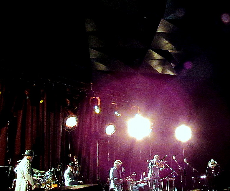 Bob Dylan at Tanglewood July 2, 2016