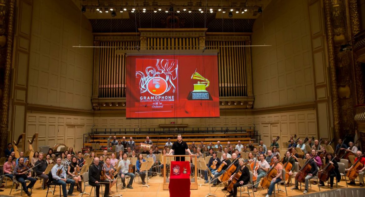 Andris Nelsons and the Boston Symphony Orchestra at Symphony Hall in Boston Wednesday, Oct. 5, 2016