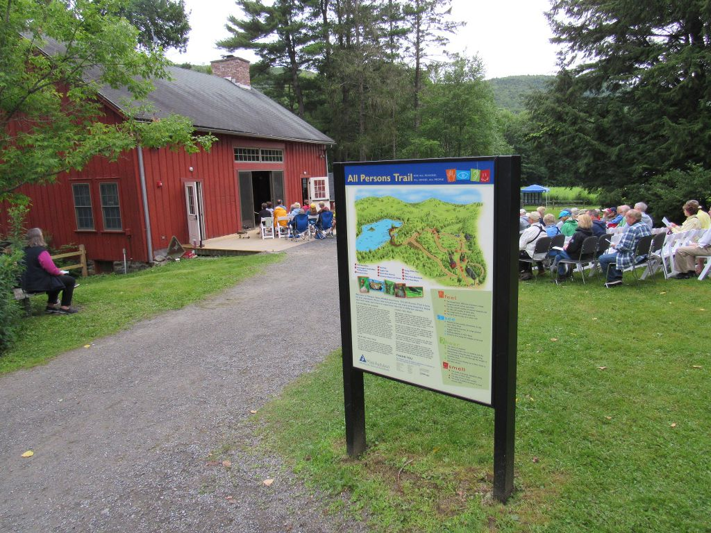 Tanglewood Takes Flight; Celebration of Birds and Music with Mass Audubon at Pleasant Valley Wildlife Sanctuary