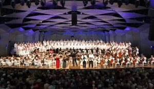 Beethoven's Ninth closes 2017 Tanglewood season