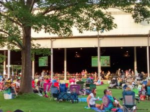 Alison Krauss at Tanglewood June 19, 2018