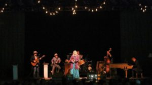 Alison Krauss at Tanglewood June 19, 2018; Hilary Scott photo