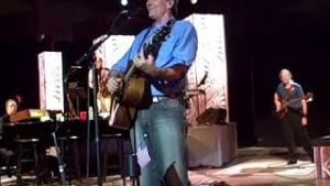 James Taylor Tanglewood encore How Sweet It Is July 4, 2014