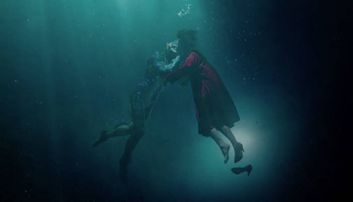 BERRICS FILM SOCIETY -- 'The Shape of Water' Review