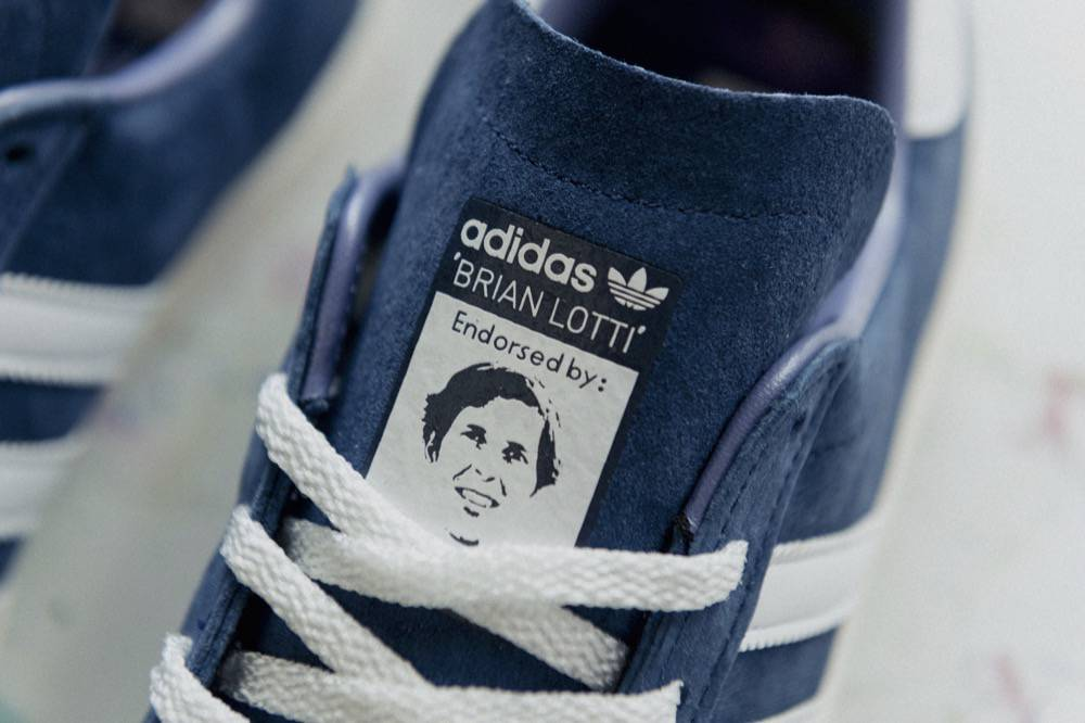 ADIDAS ANNOUNCES EXCLUSIVE BRIAN LOTTI CAPSULE