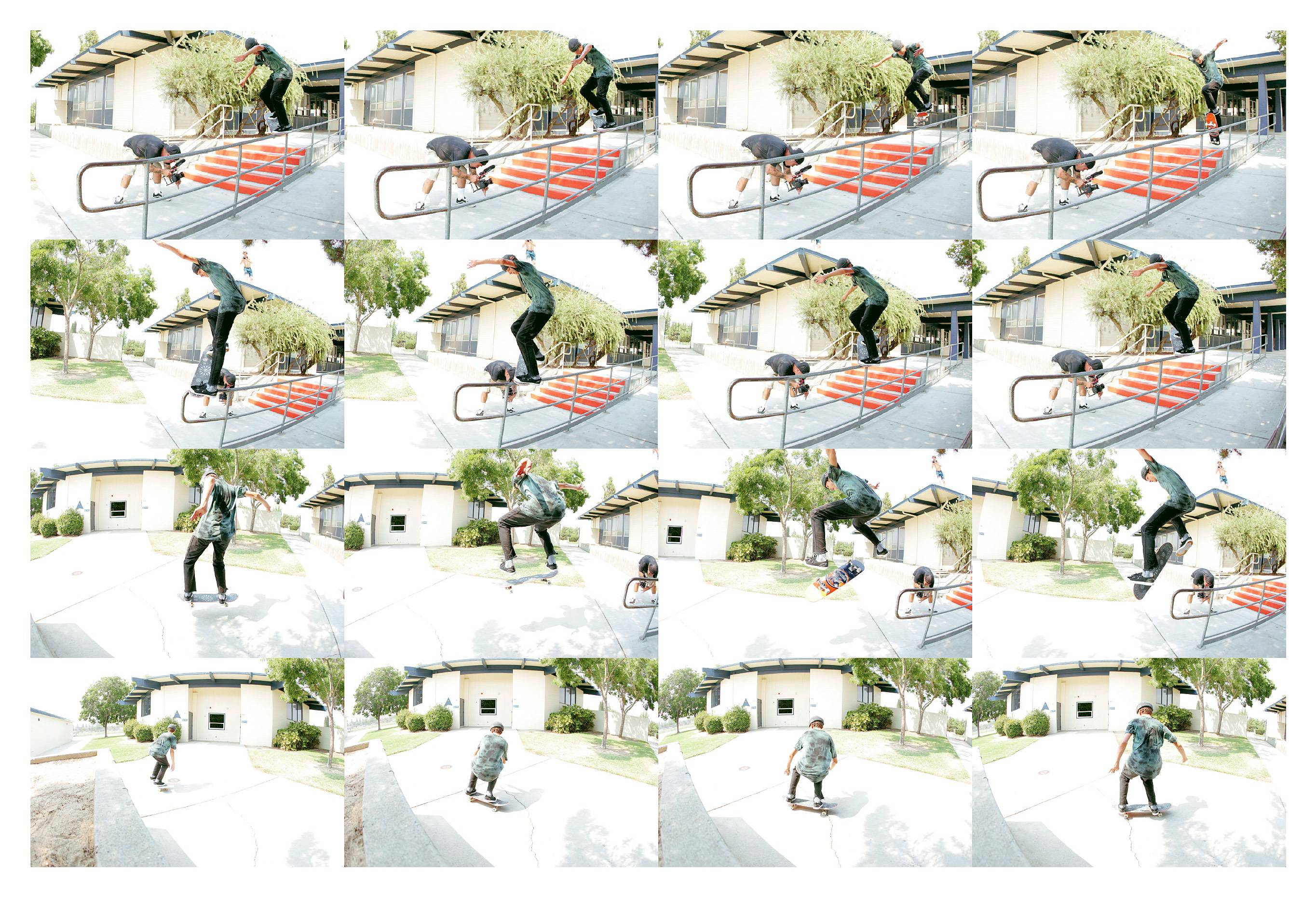 Jagger Eaton Crook Nollie Flip Dave Swift