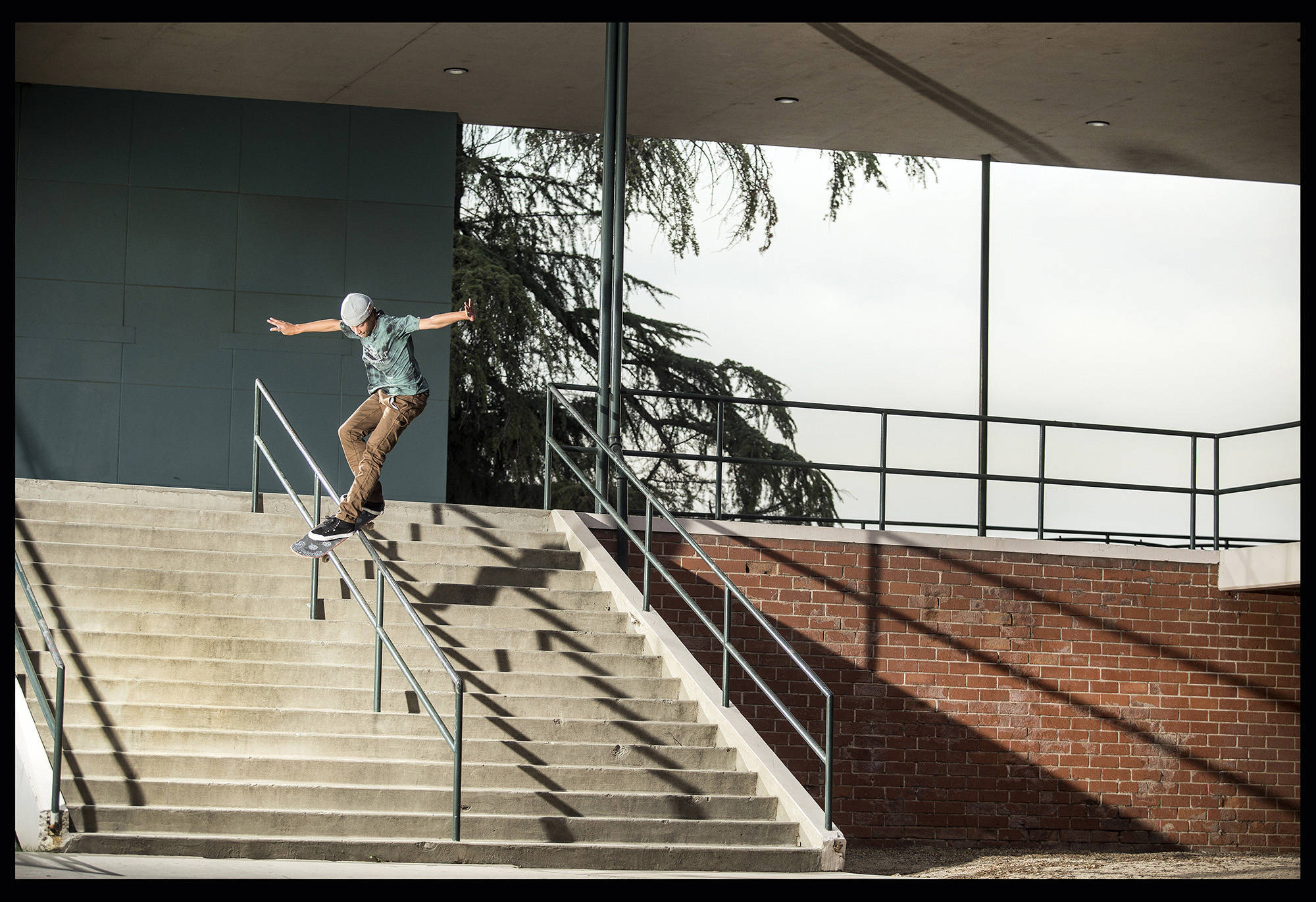 Jagger Eaton Frontside Feeble Dave Swift