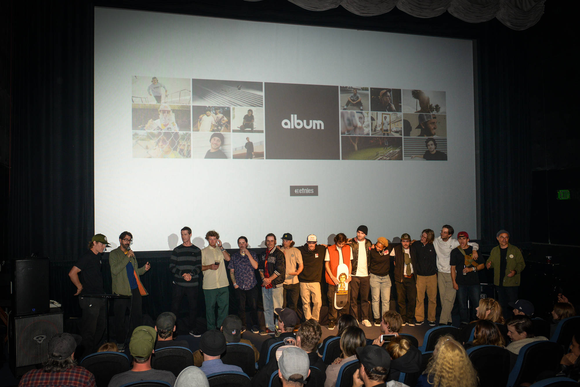 Etnies Album  -- LA Premiere Photos