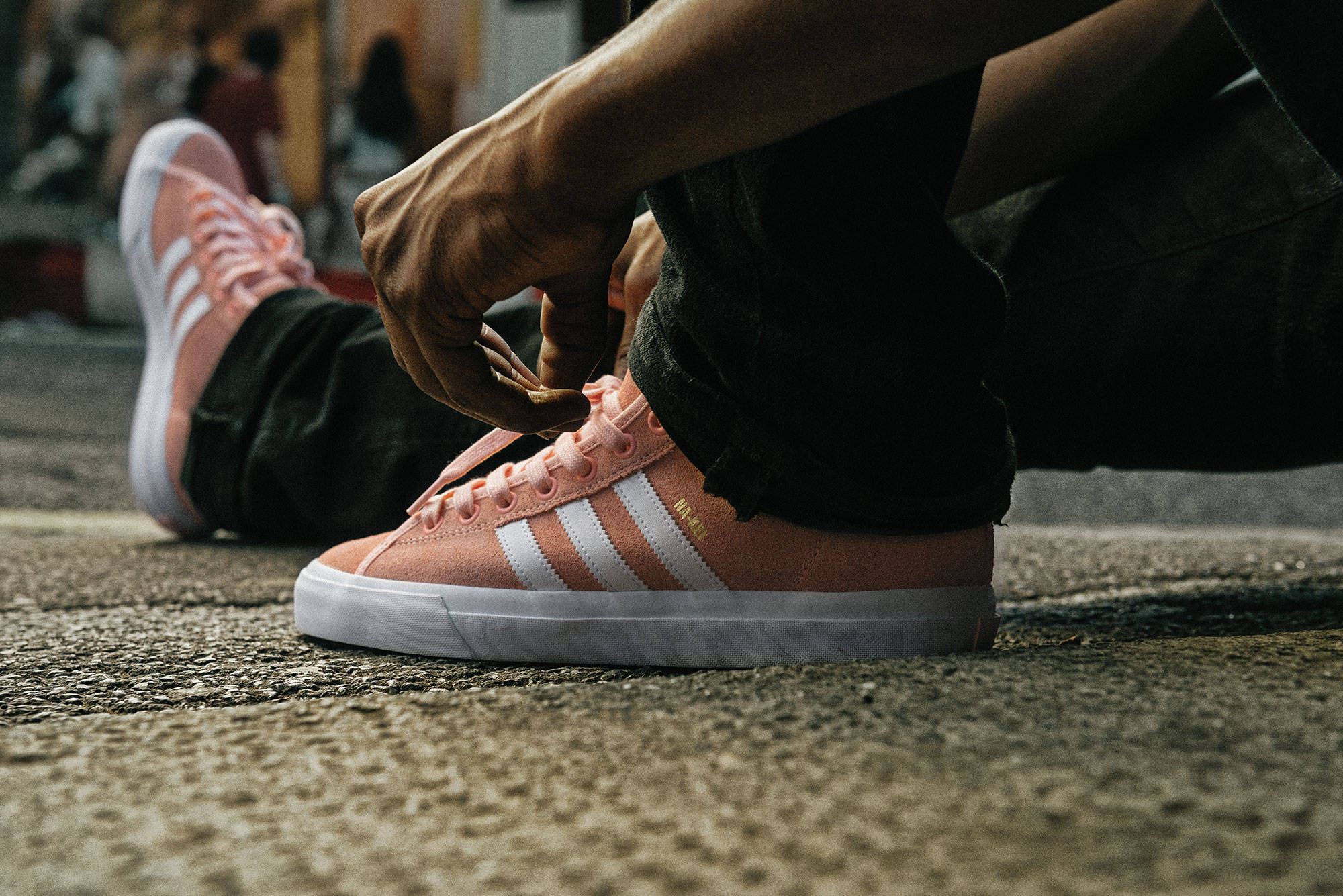 adidas nakel smith colorway