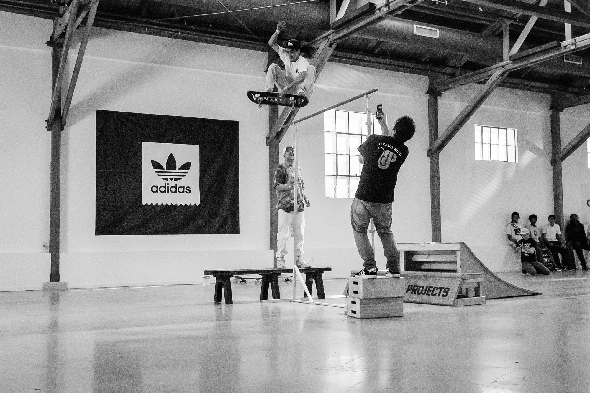 Adidas Das Days  -- Brooklyn Projects