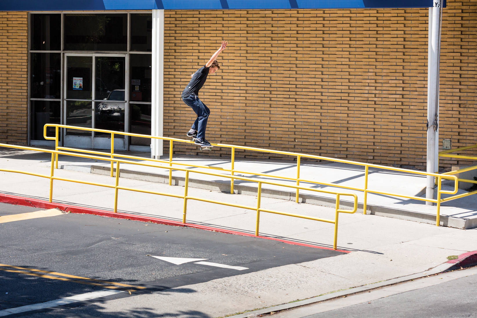 blake carpenter interview the skateboard mag 143