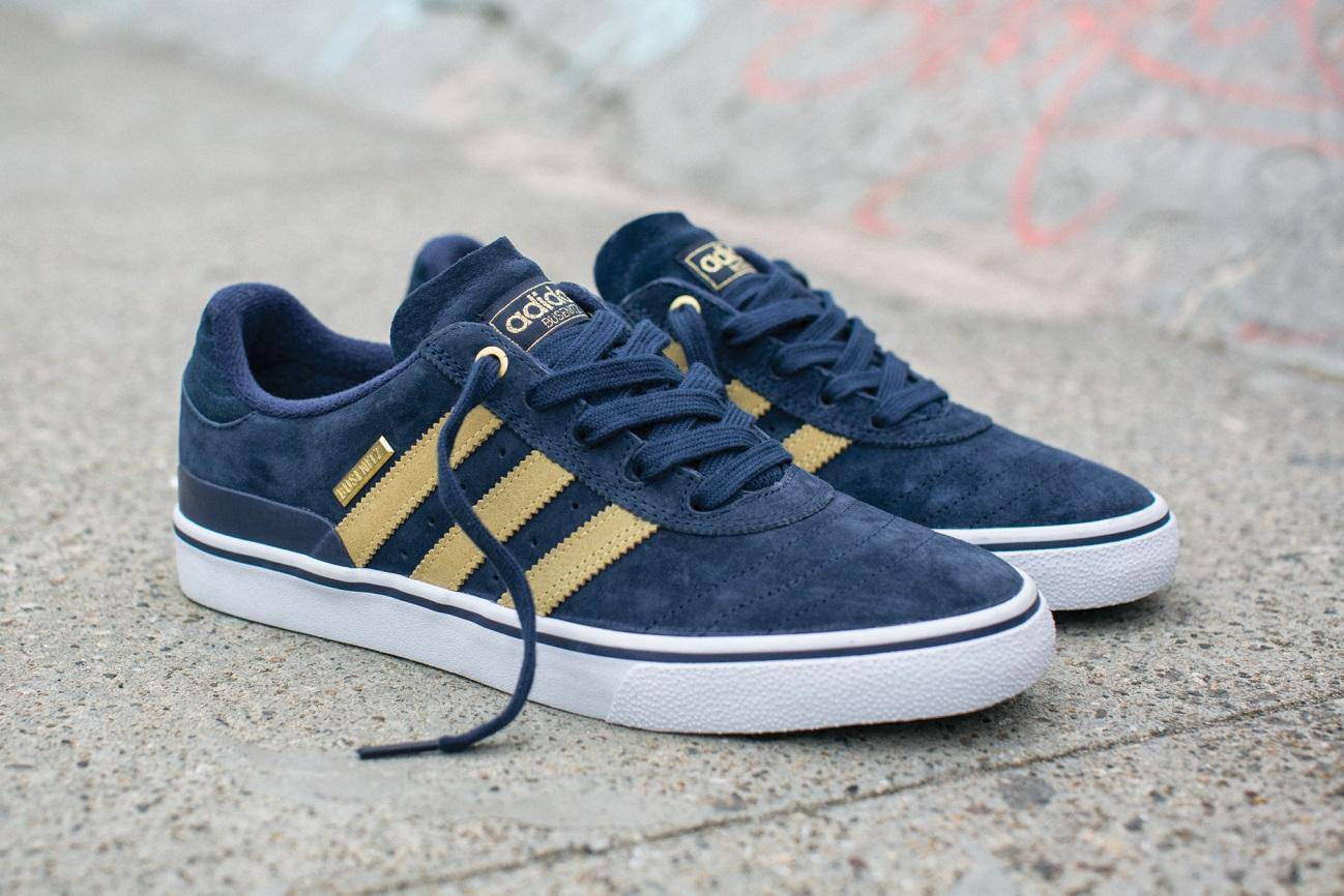 TEN YEARS OF ADIDAS AND BUSENITZ -- Busenitz Vulc Ten Year Edition ... f987daed4