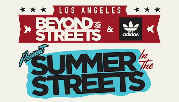 adidas Summer in the street