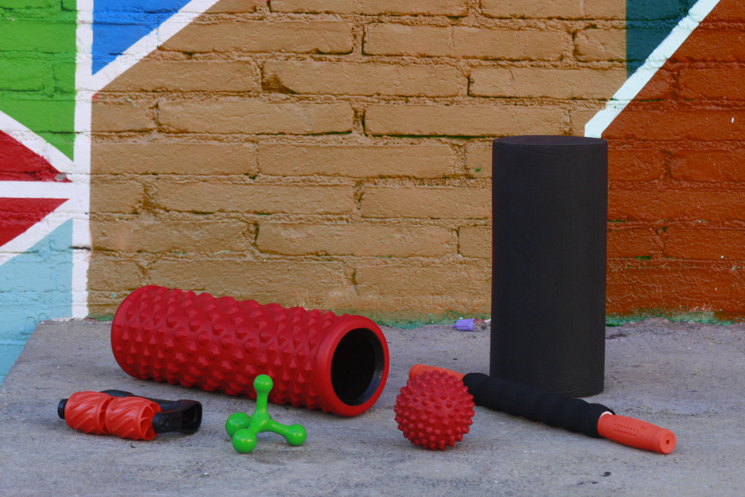 THE DAILY PUSH -- Foam Rolling