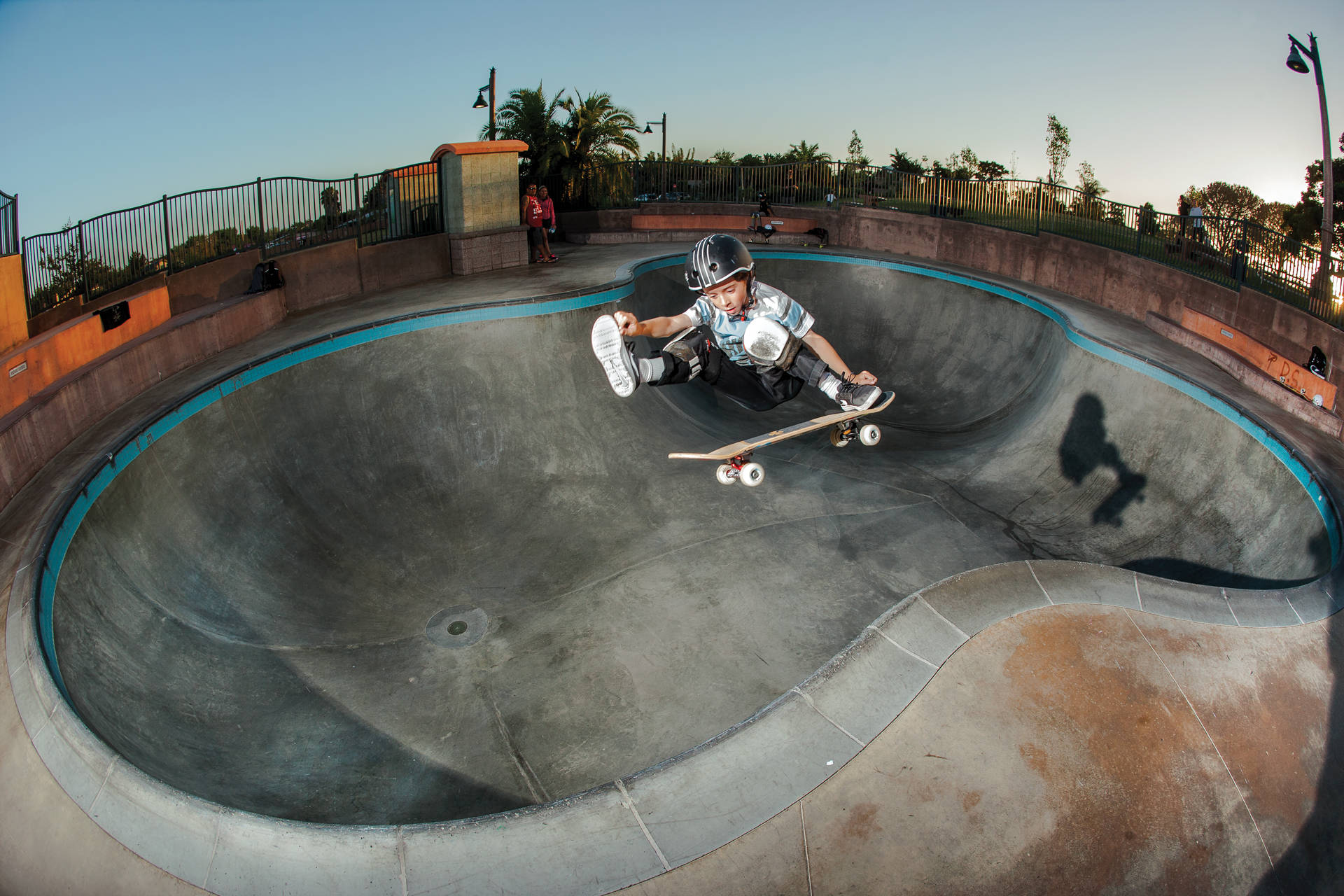 GAVIN BOTTGER -- From Berrics Magazine Issue 1