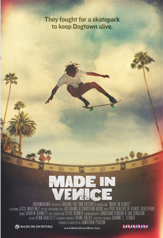 Made In Venice... The Movie -- Trailer & Ticket Info