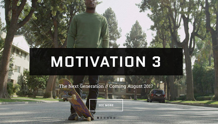 The Motivation 3: The Next Generation -- Coming Soon