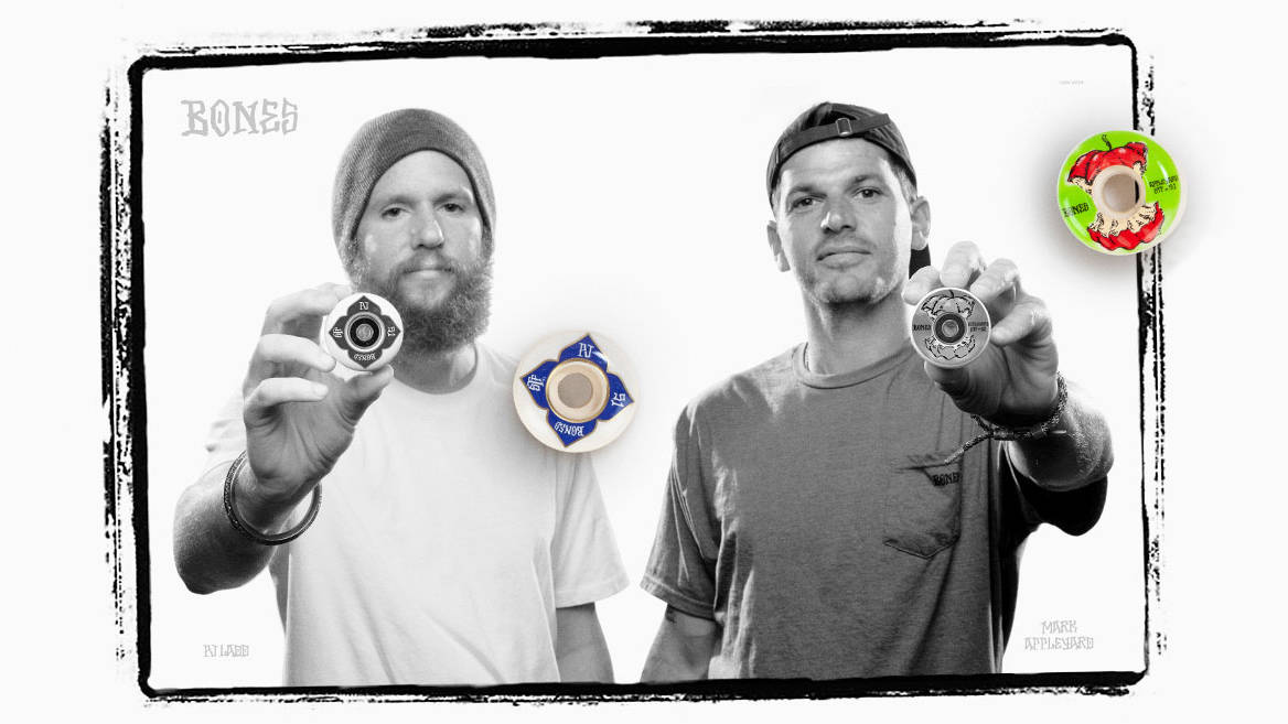 Bones Wheels Appleyard and PJ Wheel Giveaway
