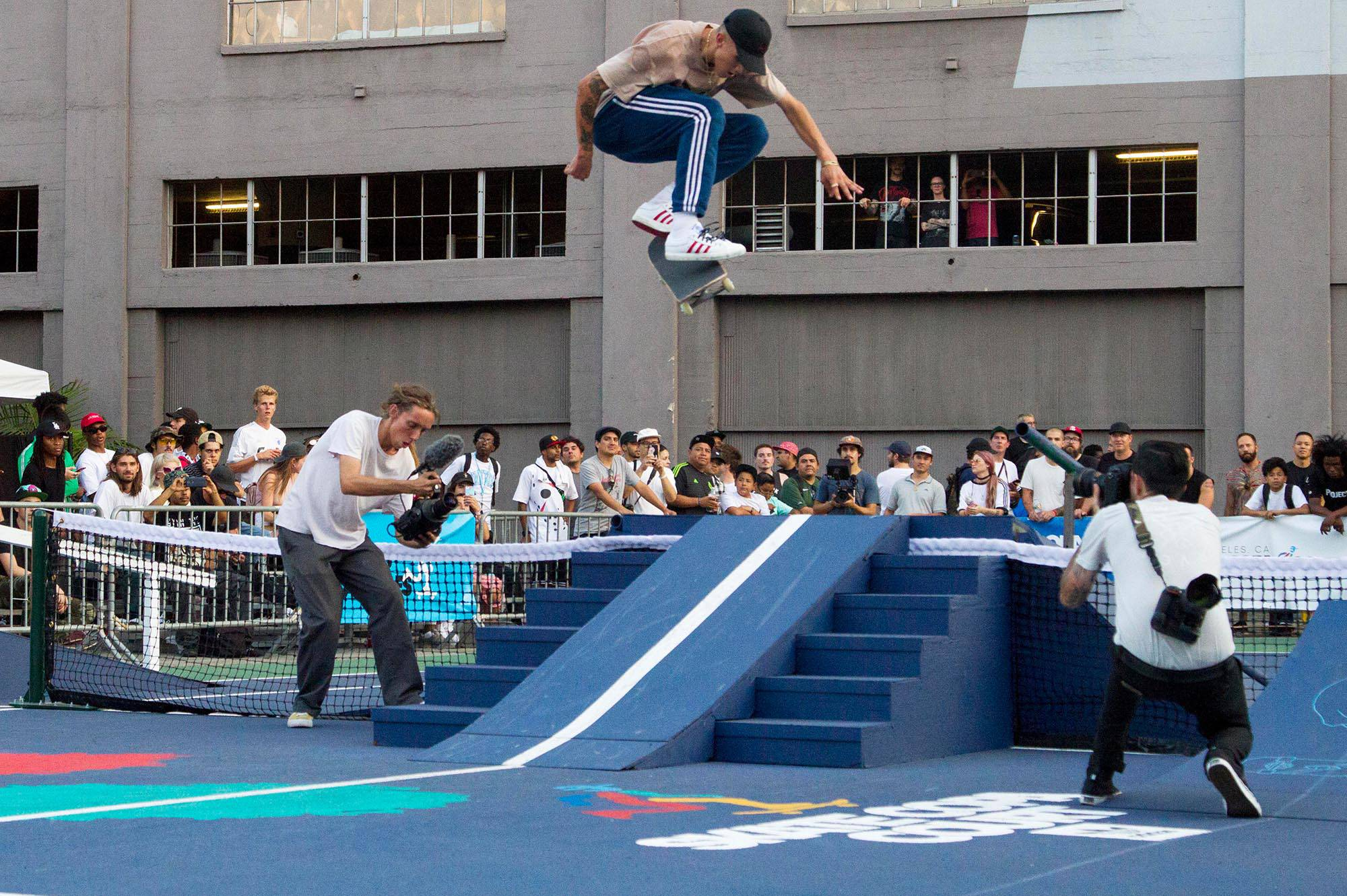 adidas Skate Copa Court  -- Photo Gallery