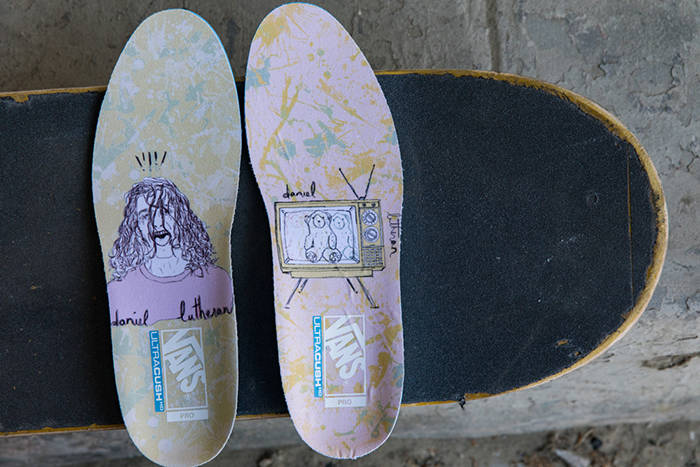 DANIEL LUTHERAN -- Signature Old Skool