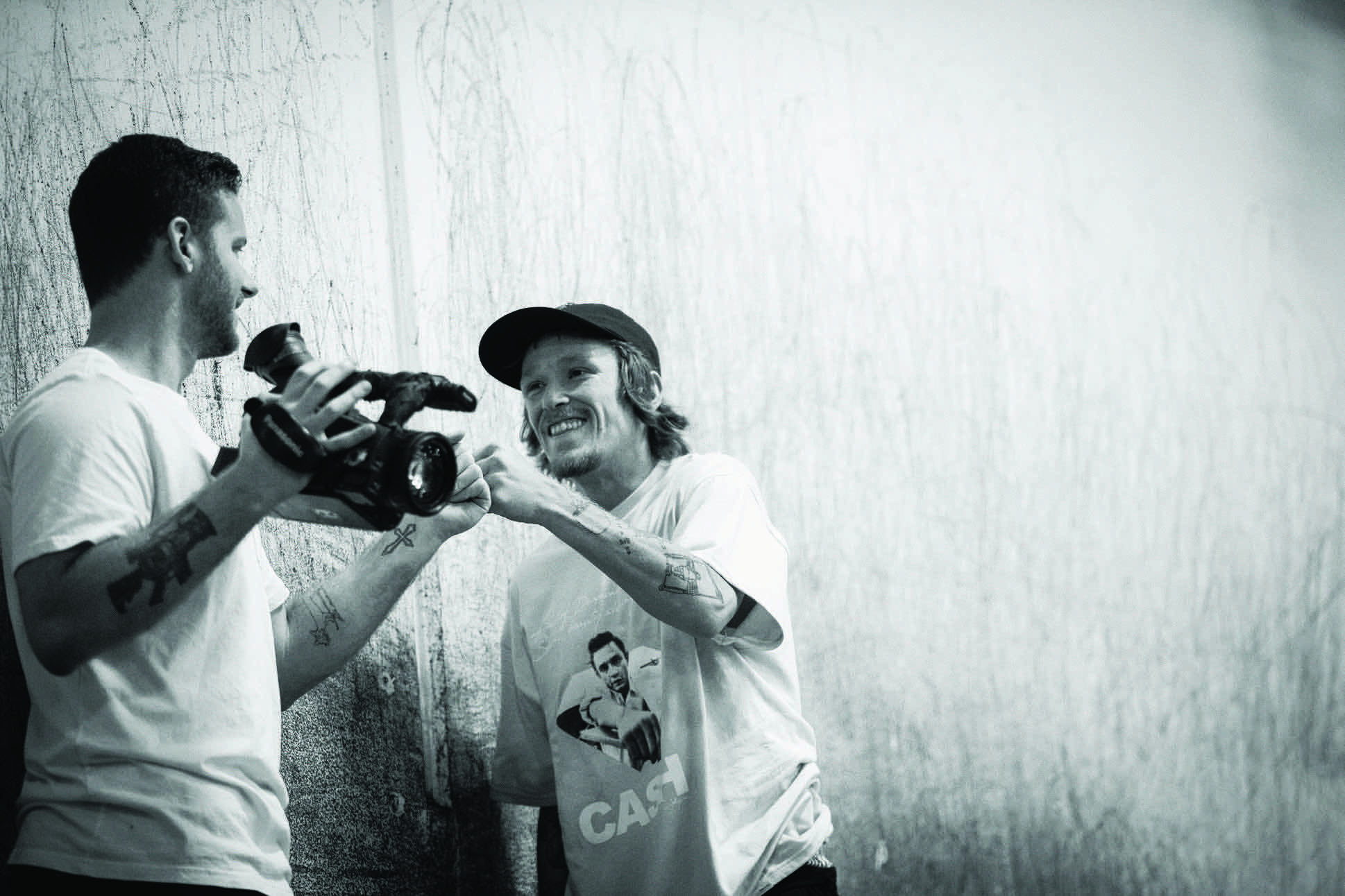 JORDAN MAXHAM INTERVIEW -- Popping Out On The Blind Side