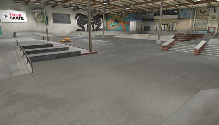 TRUE SKATE -- 50% Off on The Berrics Course