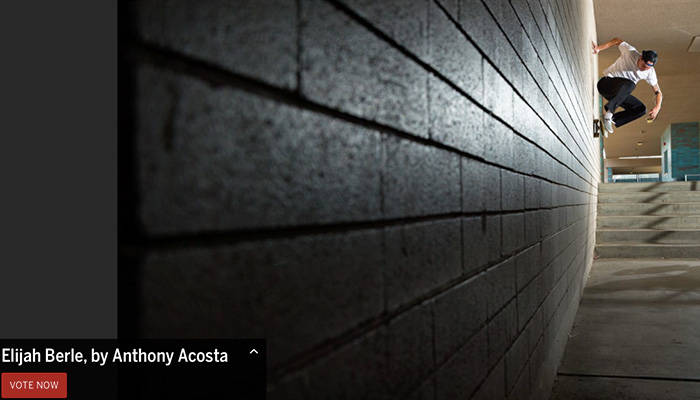 ANTHONY ACOSTA -- Going For Photography Gold