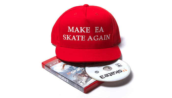 Make EA Skate Again -- Join The Movement To Make Skate 4