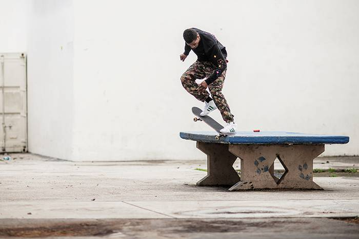 TYSHAWN JONES -- Signature adidas Pro Model Vulc ADV