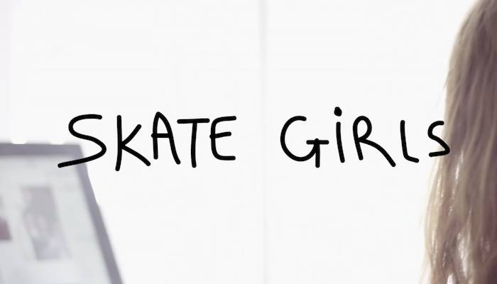 SKATE GIRLS -- A Series For Urban Outfitters
