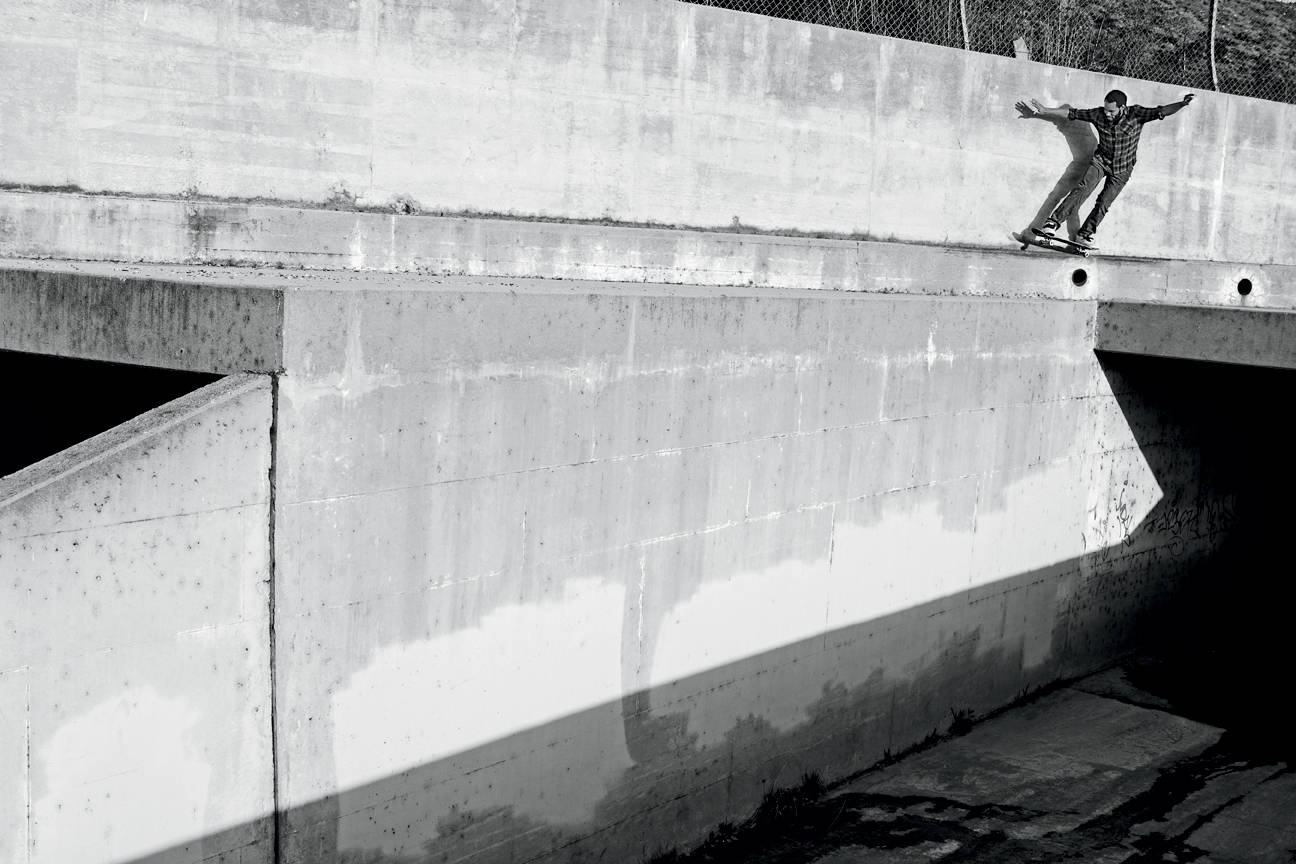 RAY BARBEE - MILESTONE -- From The Skateboard Mag Issue 75